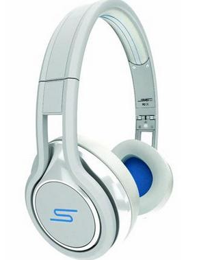 SMS Audio Street by 50 Cent Wired On-Ear Headphones with In-line Mic