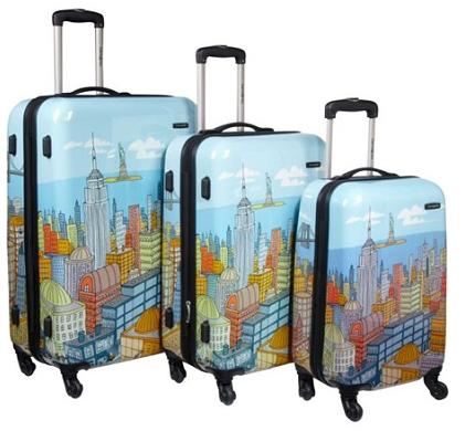 Samsonite CityScapes 3 Piece Spinner Set (SP20/24/28)