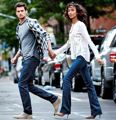 15% Off 1 Pair or 25% Off 2+ Pairs Denim Days @ Bloomingdales