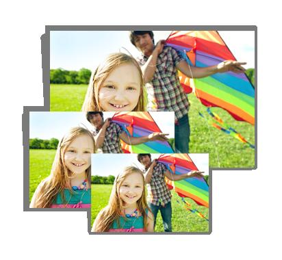 "Free 8""x10"" Enlargement Photo Print"