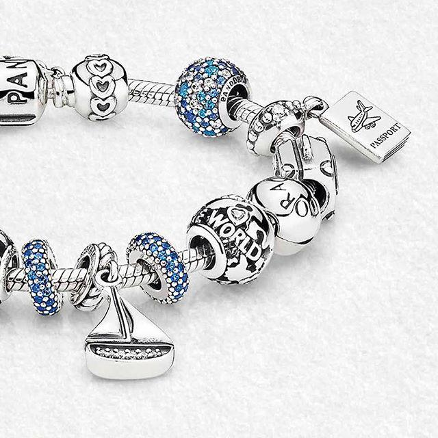 Up to $250 Reward Card Pandora Jewelry @ Bloomingdales