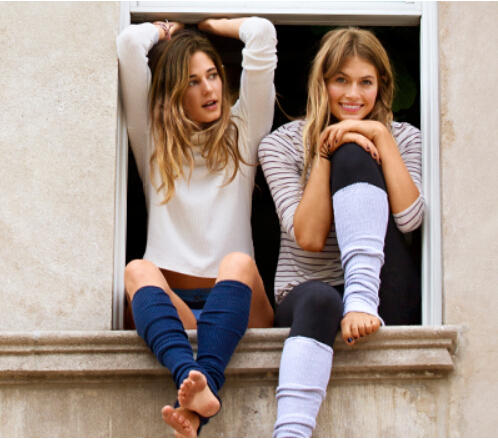 Free Legging & Legwarmer with $65 Purchase @ Aerie