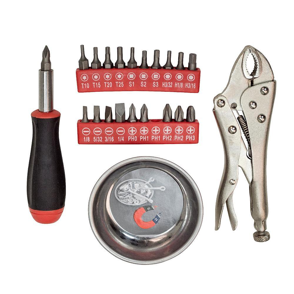 $3.47 SHEFFIELD 23PC TOOL SET