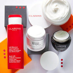 Up To 35% Off Lancôme, Clarins & More @ Zulily