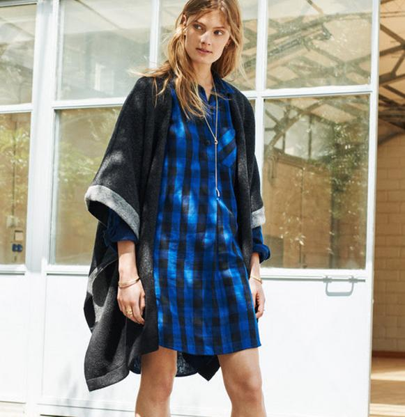 Free Shipping on Shirtdress Purchase @ Madewell