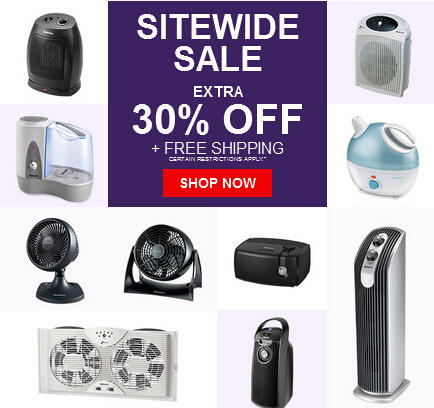 Extra 30% off Sidewide Sale + Free Shipping @ Holmes