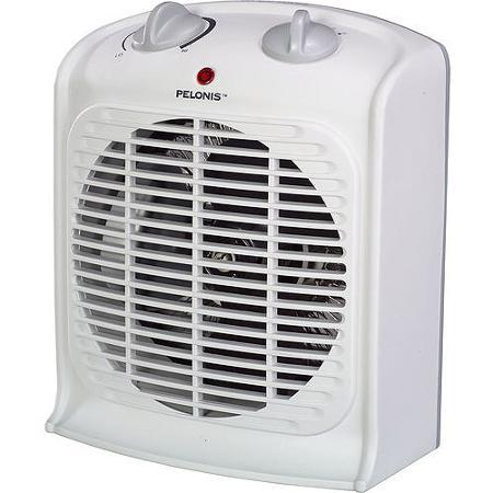 $9.88 Pelonis Fan-Forced Heater with Thermostat