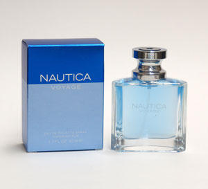 Nautica Voyage By Nautica For Men. Eau De Toilette Spray 3.4 oz