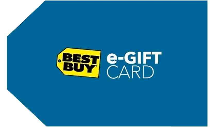 Free $10 When purchasing $100 eGift Card @ Best Buy