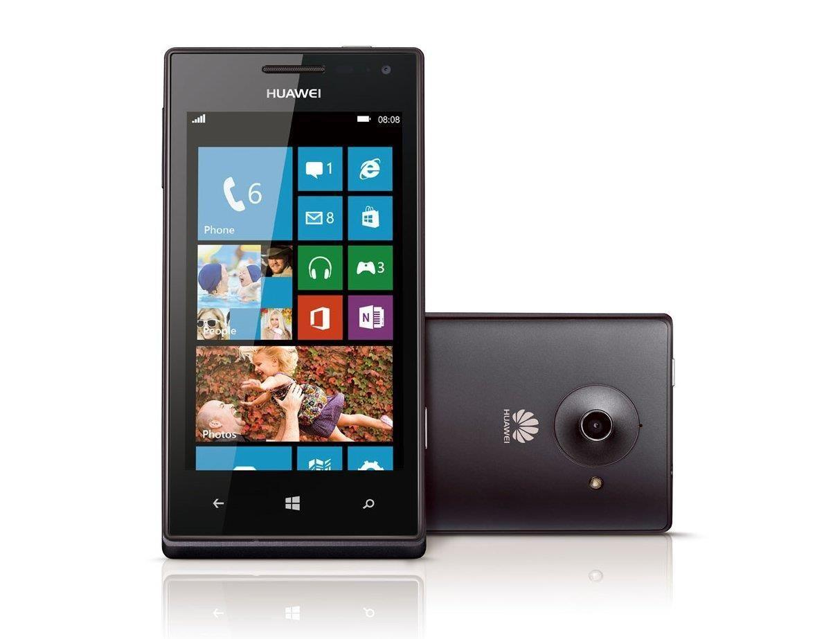 Huawei Ascend W1 4GB (Factory Unlocked) Windows Phone 8 GSM Smartphone