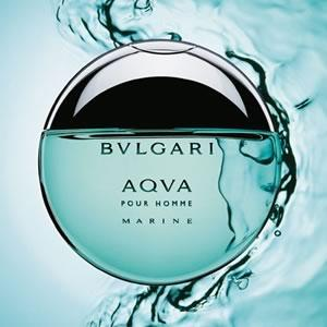 Men's Bvlgari Aqva Marine by Bvlgari Eau de Toilette Spray