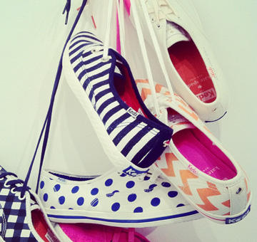 Up to 60% Off Keds x Kate spade new york Collection @ Keds
