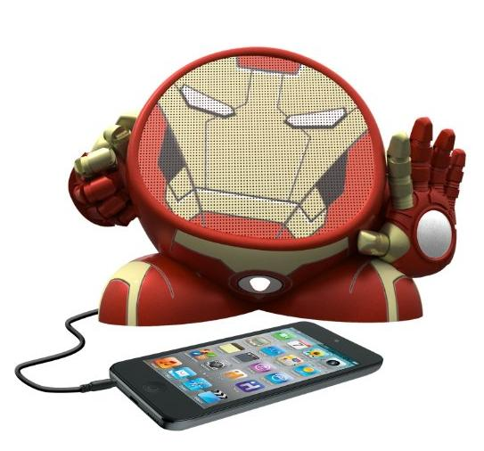 From $13.49 Rechargeable Character Speaker @ Amazon.com