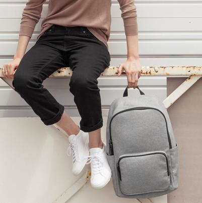 $58 Everlane The Modern Zip Backpack