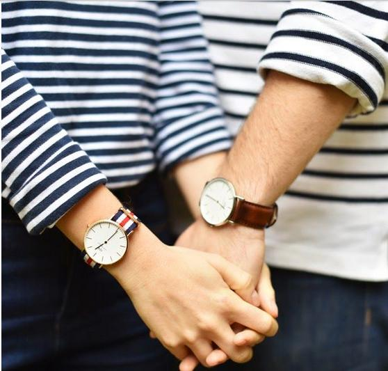 55% Off + Up to an Extra $50 Off Daniel Wellington Couple Watches @ JomaShop.com