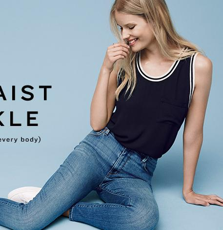 $20 Off Full-Price Style Jeans @ Loft