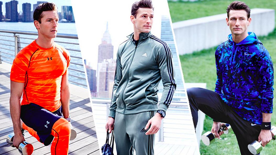 Up to 60% Off Men's Active Apparel @ Macy's