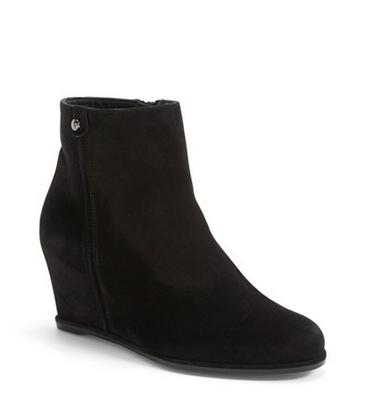 Stuart Weitzman 'Slidein' Wedge Bootie (Women) (Nordstrom Exclusive) @ Nordstrom