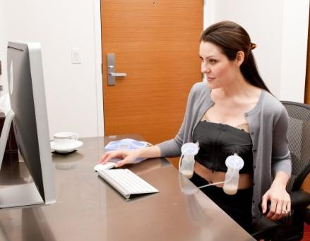 Simple Wishes Hands-Free Breastpump Bra