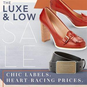 Up to 65% Off Prada, Saint Laurent & More Designer Shoes, Accessories On Sale @ Rue La La