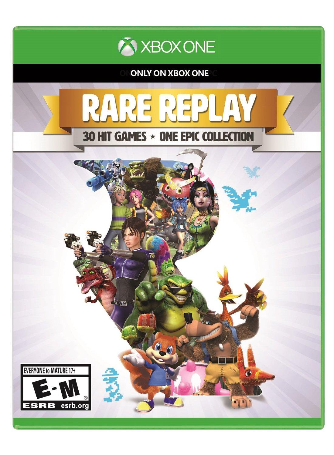 $19.99 Rare Replay for Xbox One