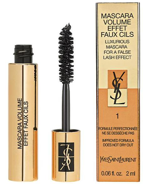 Free Mini YSL Mascara Volume Effet Faux Cils in Black With Any Beauty Purchase @ Saks Fifth Avenue
