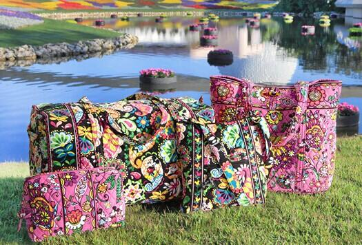 Extra 25% Off with Purchase 2 or More Vera Bradley Handbags @ macys.com