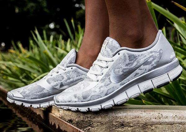 Nike Free 5.0 V4 Women's Sneakers On Sale @ 6PM.com