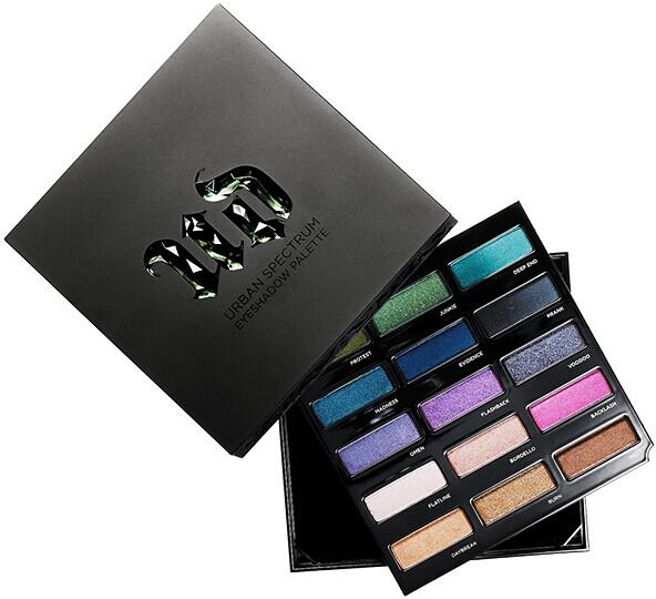 $55 VIB&VIB ROUGE Only Urban Decay Urban Spectrum Eyeshadow Palette @ Sephora.com