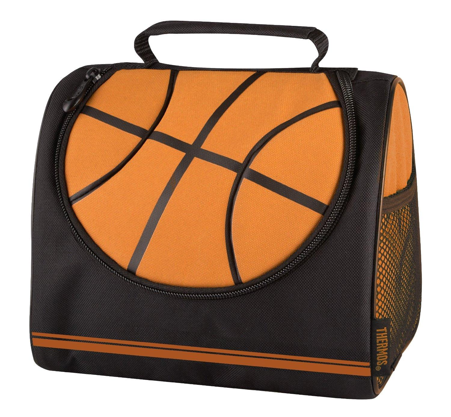 Thermos Novelty Soft Lunch Kit, Basketball