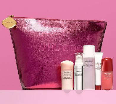 Free Deluxe Six-Piece Gift with Two Shiseido Skincare Products Purchase @ Nordstrom