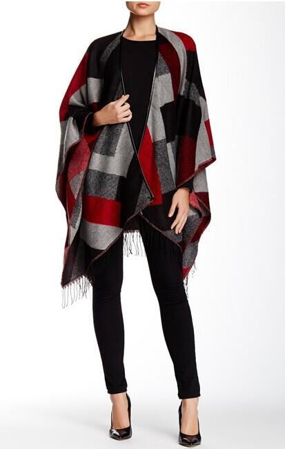 From $12.6 Wraps, Ponchos & Capes @ Nordstrom Rack