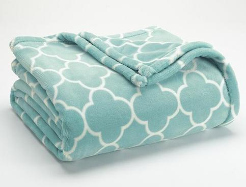 The Big One Super Soft Plush Throw @ Kohl's
