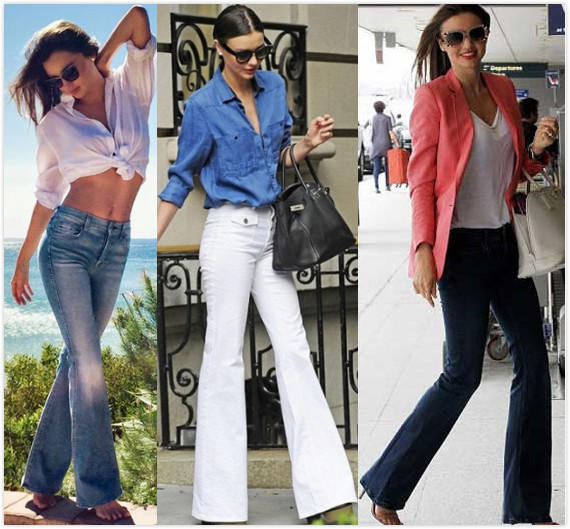 Up to 80% Off Women's 70s Flare Jeans On Sale @ 6PM.com