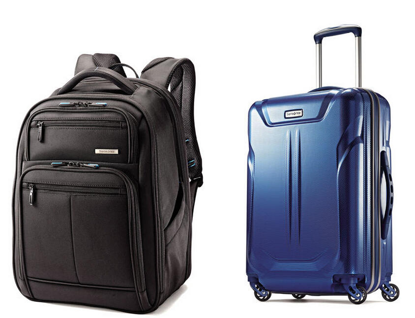 From $39.99 Selected Samsonite, High Sierra and More on Sale at JS Trunk & Co, Dealmoon Exclusive