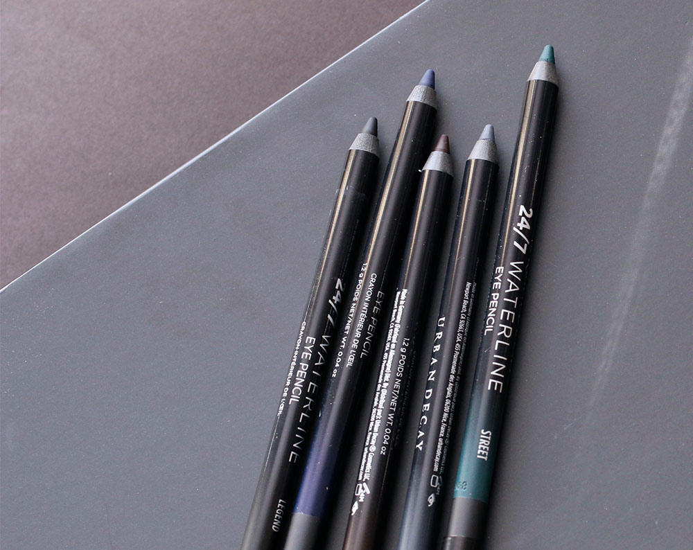 New Release Urban Decay launched New 24/7 Waterline Eye Pencil