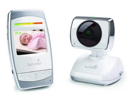 Lowest price! Summer Infant Baby Secure Pan/Scan/Zoom Video Baby Monitor