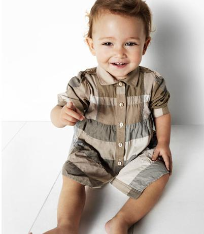 $50 Off $200 with Burberry Childrenswear Purchase @ Neiman Marcus