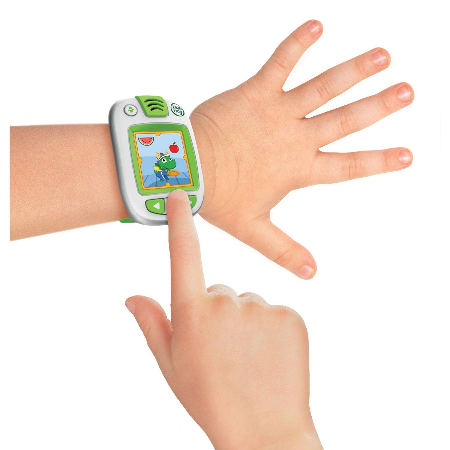 LeapFrog LeapBand, Green or Pink