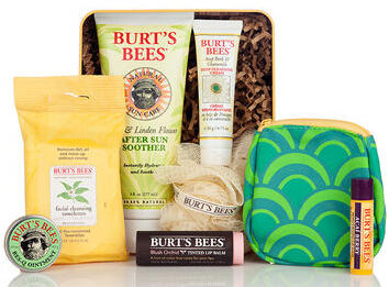 Burt's Bees Summer Medley Grab Bag
