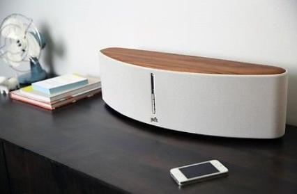 Polk Audio Heritage Woodbourne Airplay, Wireless, & Bluetooth Loudspeaker