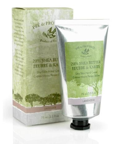 Pre de Provence Enriched, Soothing & Moisturizing 20% Shea Butter Hand Cream