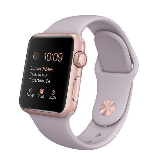 Apple Watch Sport 38mm Aluminum Case with Sport Band iWatch