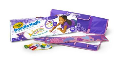 Crayola Mat-Fairytale Doodle Magic Color Marker