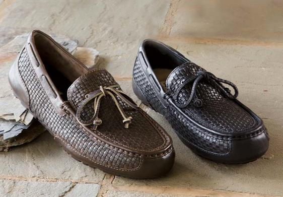 $82.99 UGG Chester Woven Slipper On Sale @ 6PM.com