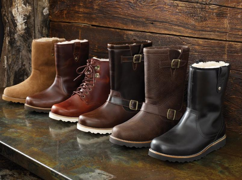 Up to 69% Off  UGG Men's Boots On Sale @ 6PM.com