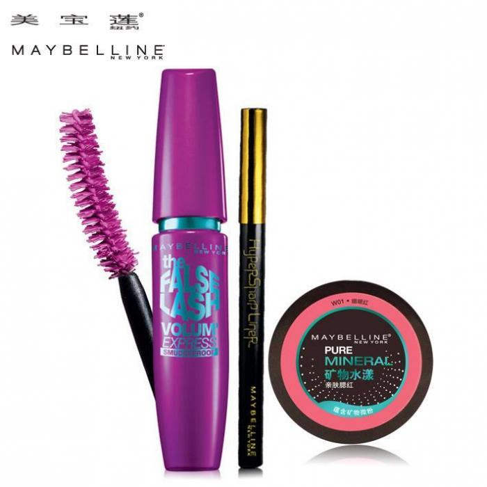 $5 Off $15 Maybelline New York Cosmetics Sale