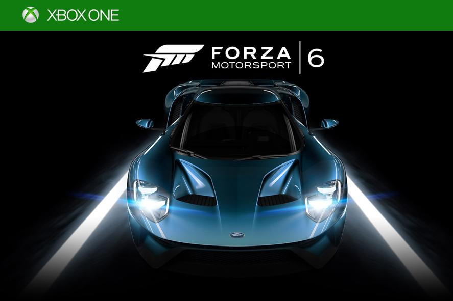 $59.99 Forza MotorSport 6 for Xbox One + $20 promotional Newegg gift card