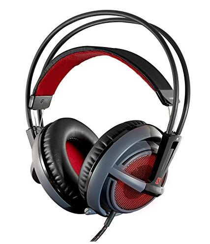 SteelSeries Siberia v2 Dota 2 Edition Gaming Headset