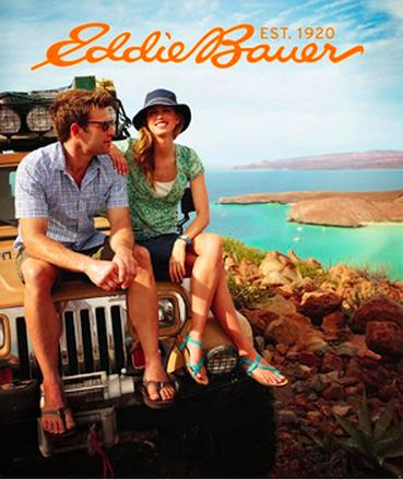 Extra 40% Off Entire Purchase @ Eddie Bauer